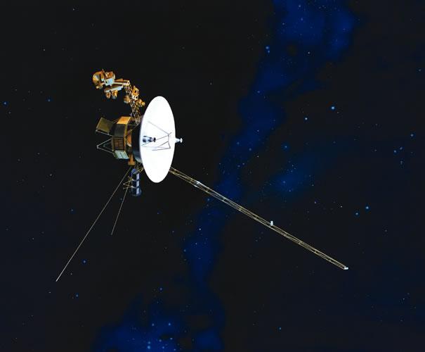 b voyager spacecraft - photo #12