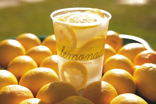 Lemonade with lemonsEDIT
