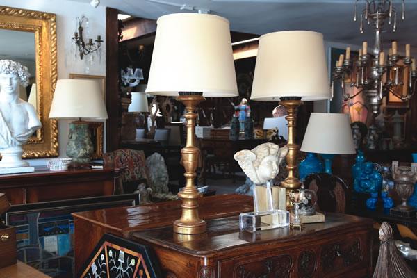 Local Newport antiques