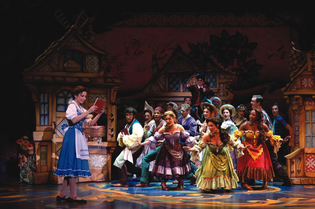 "Disney's ""Beauty and the Beast"" comes to the Segerstrom Center in mid-January."