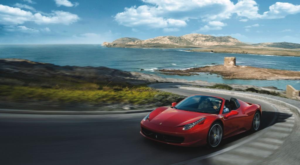 Ferrari 458 2