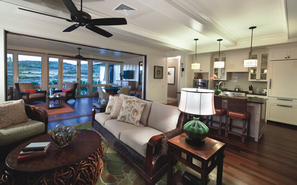 Rentals at The Club Cottages at Kukuiula