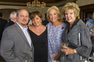 Wayne Pinnell, Margaret Bayston, Maidee Kirkeby, Donna Pickup Photo by Kelly Photo Video