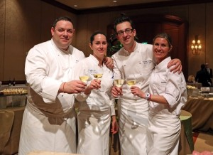 Balboa Bay Resort culinary team Photos by Marcie Gonzalez