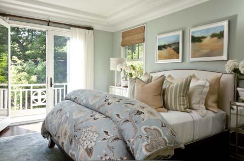 Butera bedroom - Courtesy of Barclay Butera