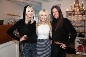 Jennifer Wilson, Dana Harmon, Lori Gladstone | Photo by Jody Tiongco