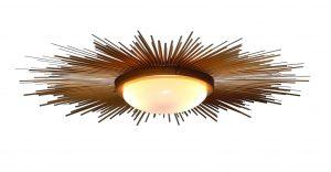 Bliss Home & Design_golden sunburst
