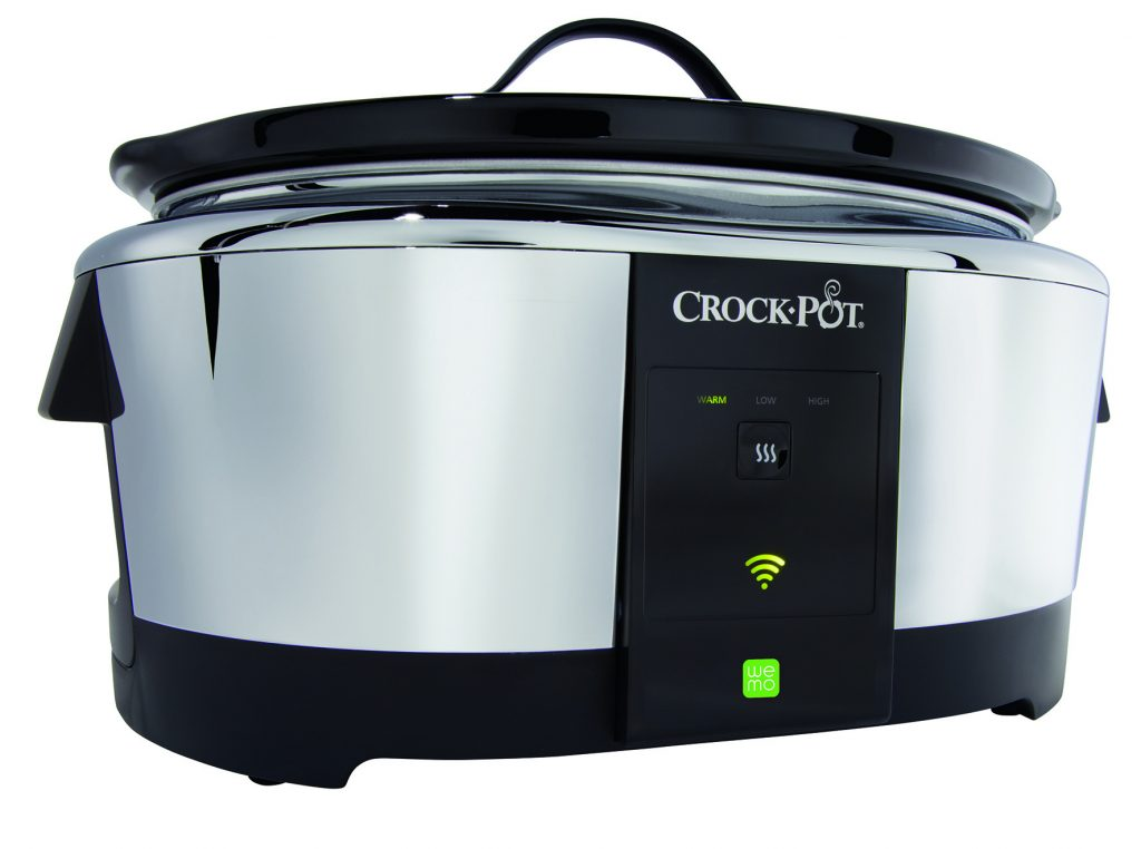 Crock-Pot Smart Slow Cooker with WeMo