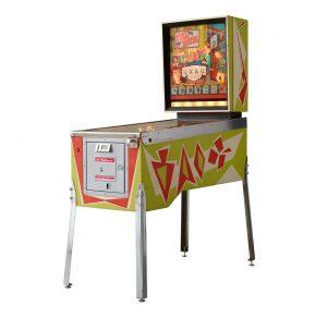 Restoration Hardware_Pinball Machine – Full House_TQ